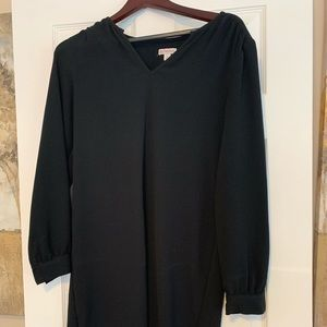 Black Merida dress